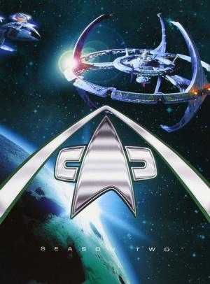 Star Trek: Deep Space Nine 912x1233
