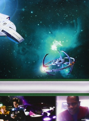 Star Trek: Deep Space Nine 921x1245