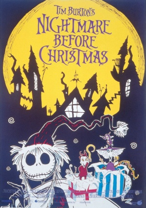 The Nightmare Before Christmas 618x880