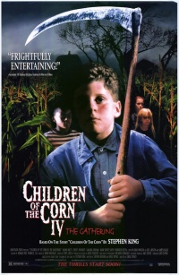 Children of the Corn: The Gathering poster