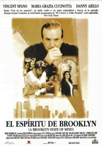 A Brooklyn State of Mind poster