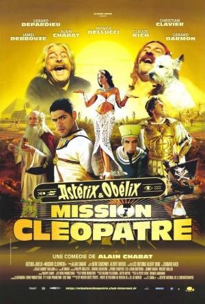 Asterix & Obelix: Mission Kleopatra 567x839