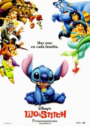Lilo & Stitch 3580x5000