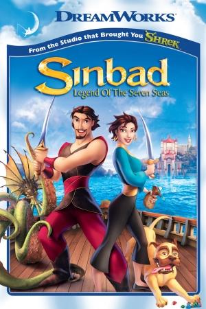 Sinbad: Legend of the Seven Seas 800x1200