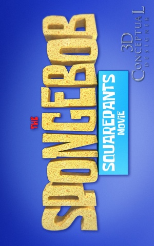 The SpongeBob SquarePants Movie 875x1400