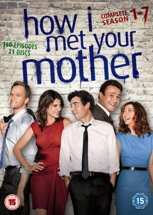 How I Met Your Mother 1068x1500