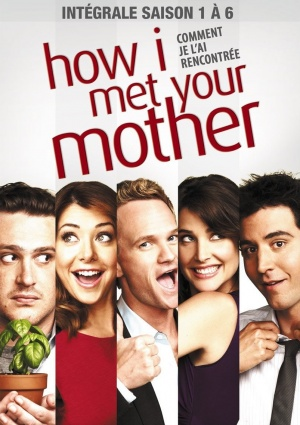 How I Met Your Mother 803x1137