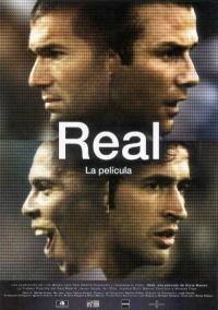 Real, la película poster