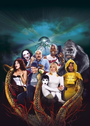 Scary Movie 4 3574x5000