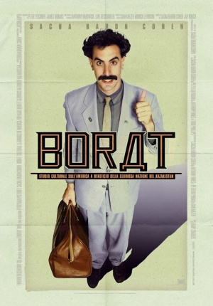 Borat: Cultural Learnings of America for Make Benefit Glorious Nation of Kazakhstan 494x708