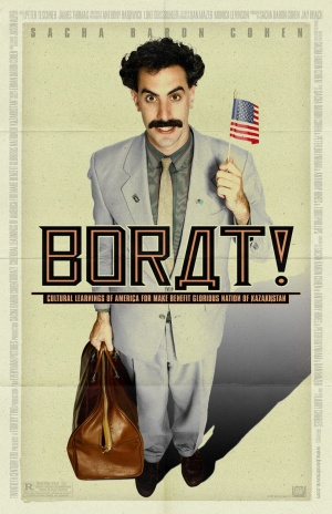 Borat: Cultural Learnings of America for Make Benefit Glorious Nation of Kazakhstan 809x1250
