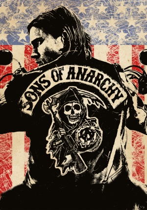 Sons of Anarchy 3500x5000