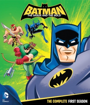 Batman: The Brave and the Bold 1509x1756