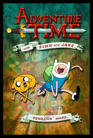 Adventure Time with Finn & Jake 3375x5000