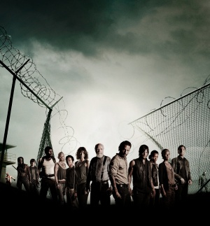 The Walking Dead 1654x1781