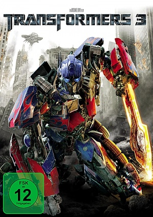 Transformers: Dark of the Moon 800x1133