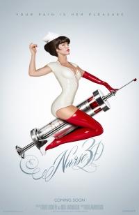 Nurse 3-D poster