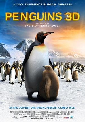 A Pingvinkirály 3D 3500x5000