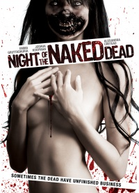 Night of the Naked Dead poster