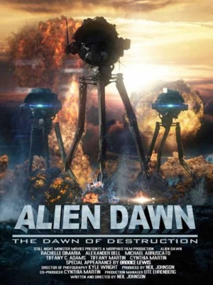 Alien Dawn 590x791