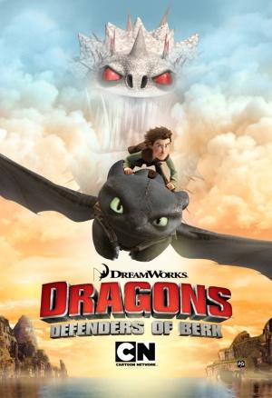 Dragons: Riders of Berk 620x905