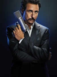 Jim Rome on Showtime poster