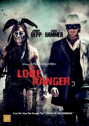 The Lone Ranger 1530x2175