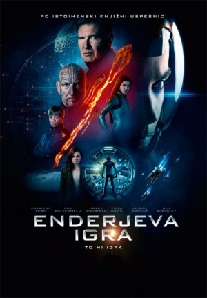 Ender's Game 555x800