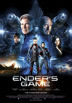 Ender's Game 1664x2362