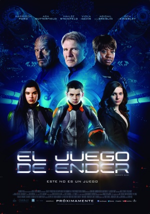 Ender's Game 2480x3543