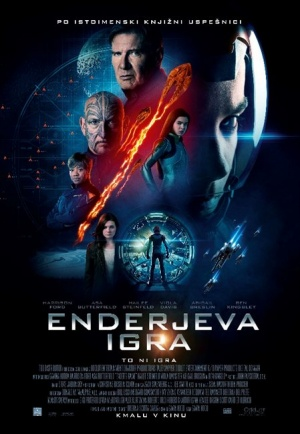 Ender's Game 449x650