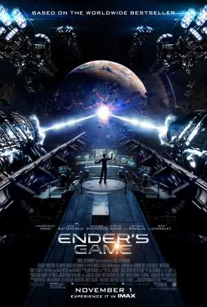 Ender's Game 2100x3112