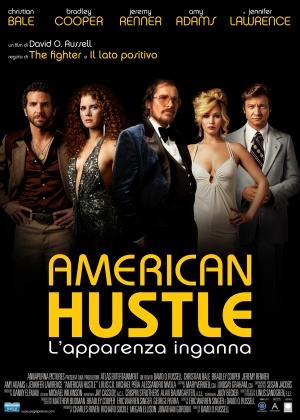 American Hustle - L'apparenza inganna 1575x2205