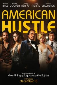 American Hustle - L'apparenza inganna poster