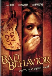 Bad Behavior poster