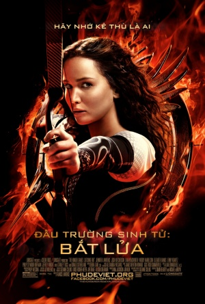 The Hunger Games: Catching Fire 691x1024