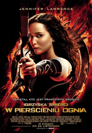 The Hunger Games: Catching Fire 1000x1437