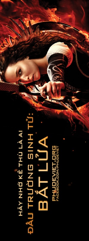 The Hunger Games: Catching Fire 370x1000