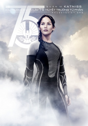 The Hunger Games: Catching Fire 717x1024