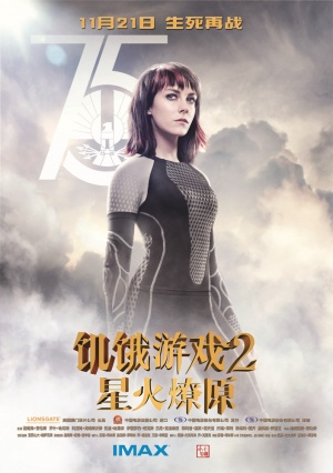 The Hunger Games: Catching Fire 704x1000