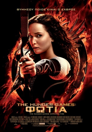 The Hunger Games: Catching Fire 559x800