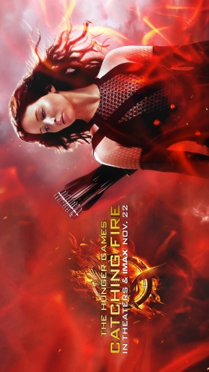 The Hunger Games: Catching Fire 1192x2120