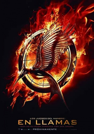 The Hunger Games: Catching Fire 350x500