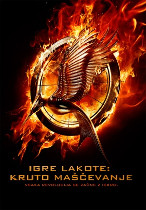 The Hunger Games: Catching Fire 555x800