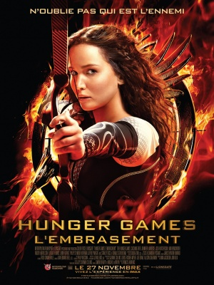 The Hunger Games: Catching Fire 2850x3800