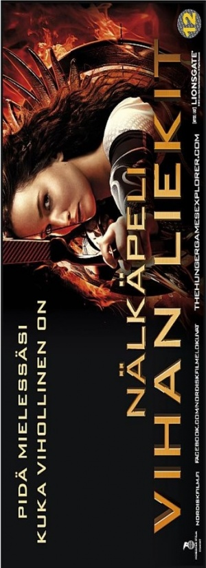 The Hunger Games: Catching Fire 344x950