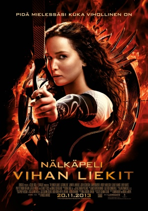 The Hunger Games: Catching Fire 2646x3780