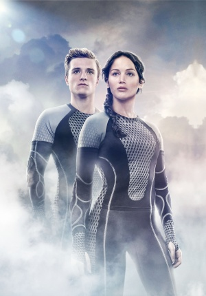 The Hunger Games: Catching Fire 3489x5000
