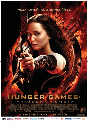 The Hunger Games: Catching Fire 3563x5000