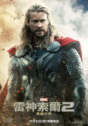 Thor: The Dark World 717x1024